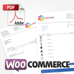 WooCommerce PDF Invoices & Packing Slips Profressional