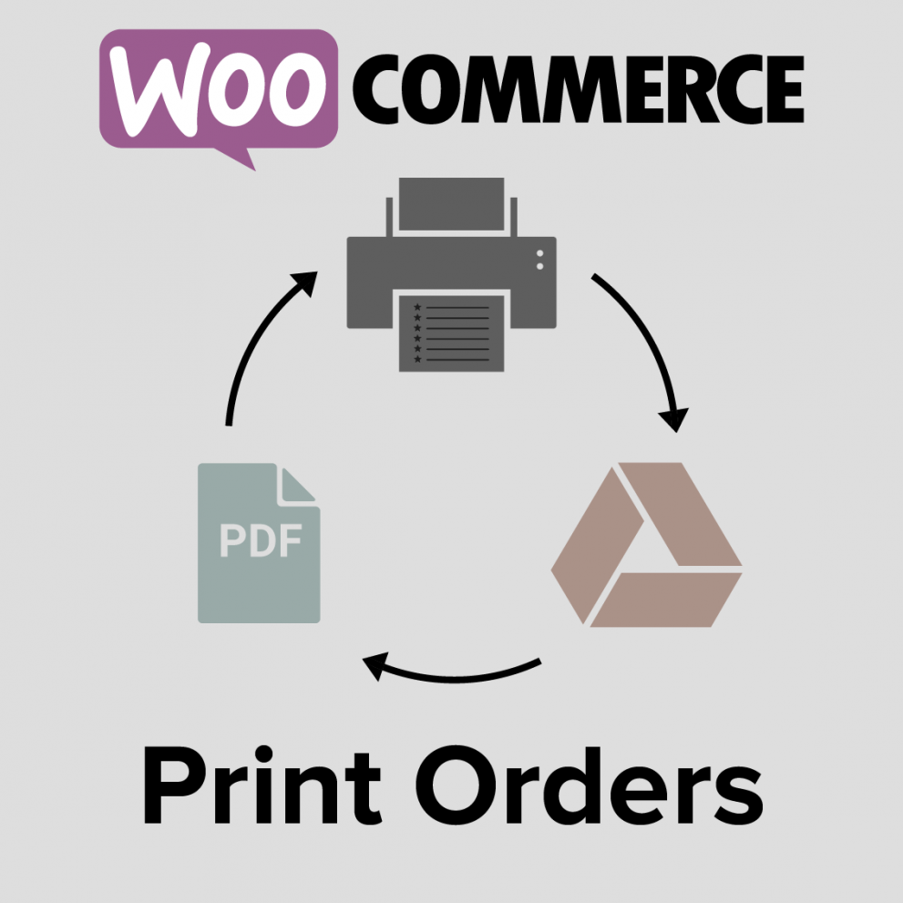 WooCommerce Print Orders - WP Overnight