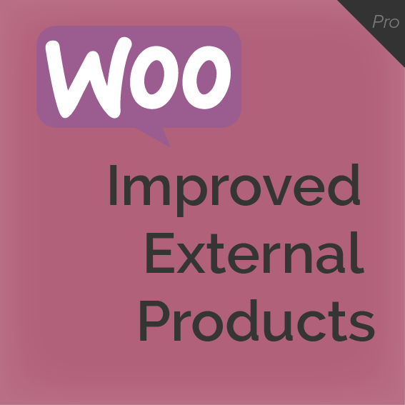 Improved External Products Pro Image