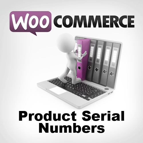 WooCommerce Product Serial Numbers @Mediaparts